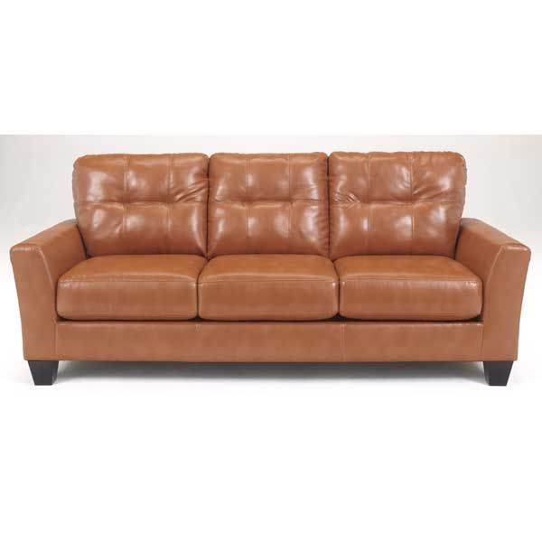 The Paulie Bonded Leather Upholstery Collection, From Benchcraft