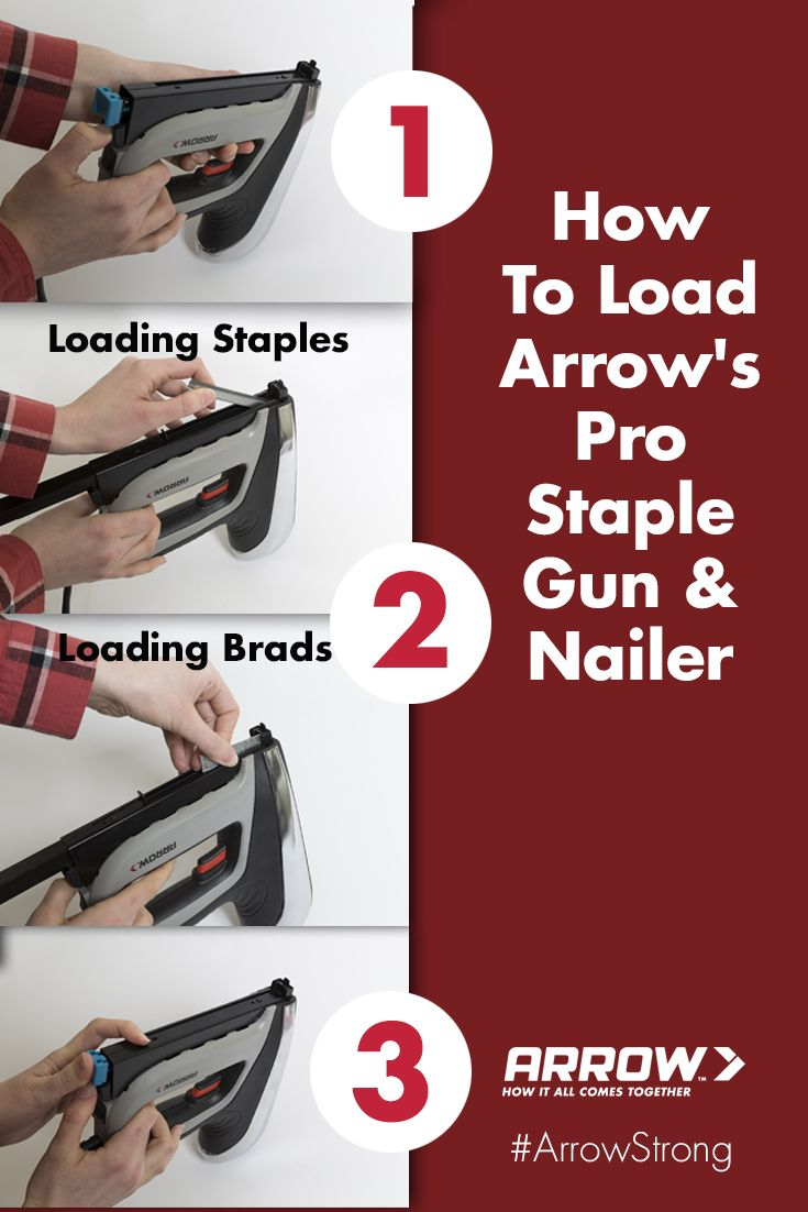 T50AC Professional Electric Staple Gun And Nailer | Nail Place, Brad Nails And Guns