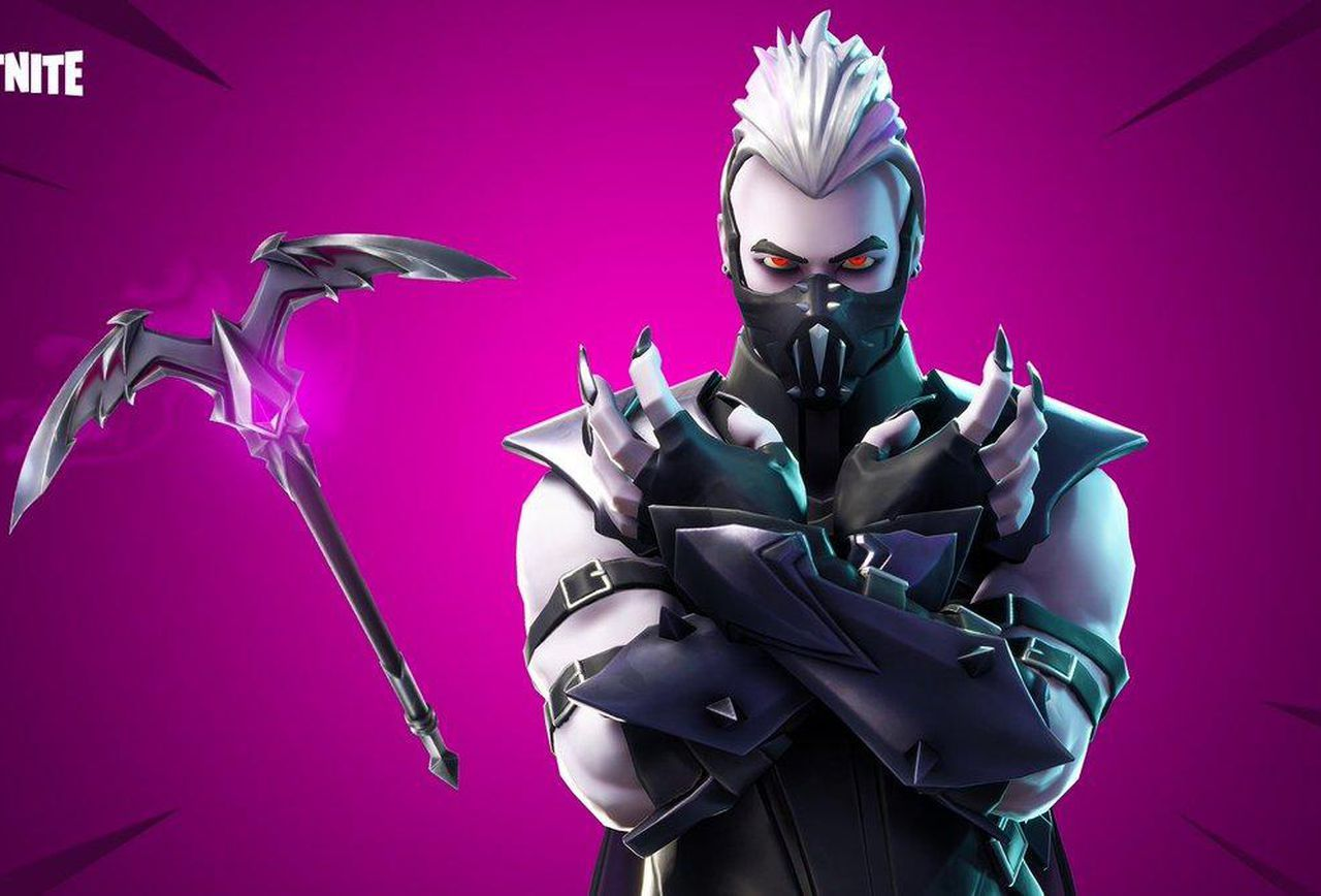 Newfortniteopskins New Sanctum Vampire Skin In Fortnite Follow Me Varun Puskur Don T Forget To Like
