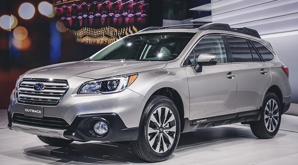 2018 Subaru Outback Changes