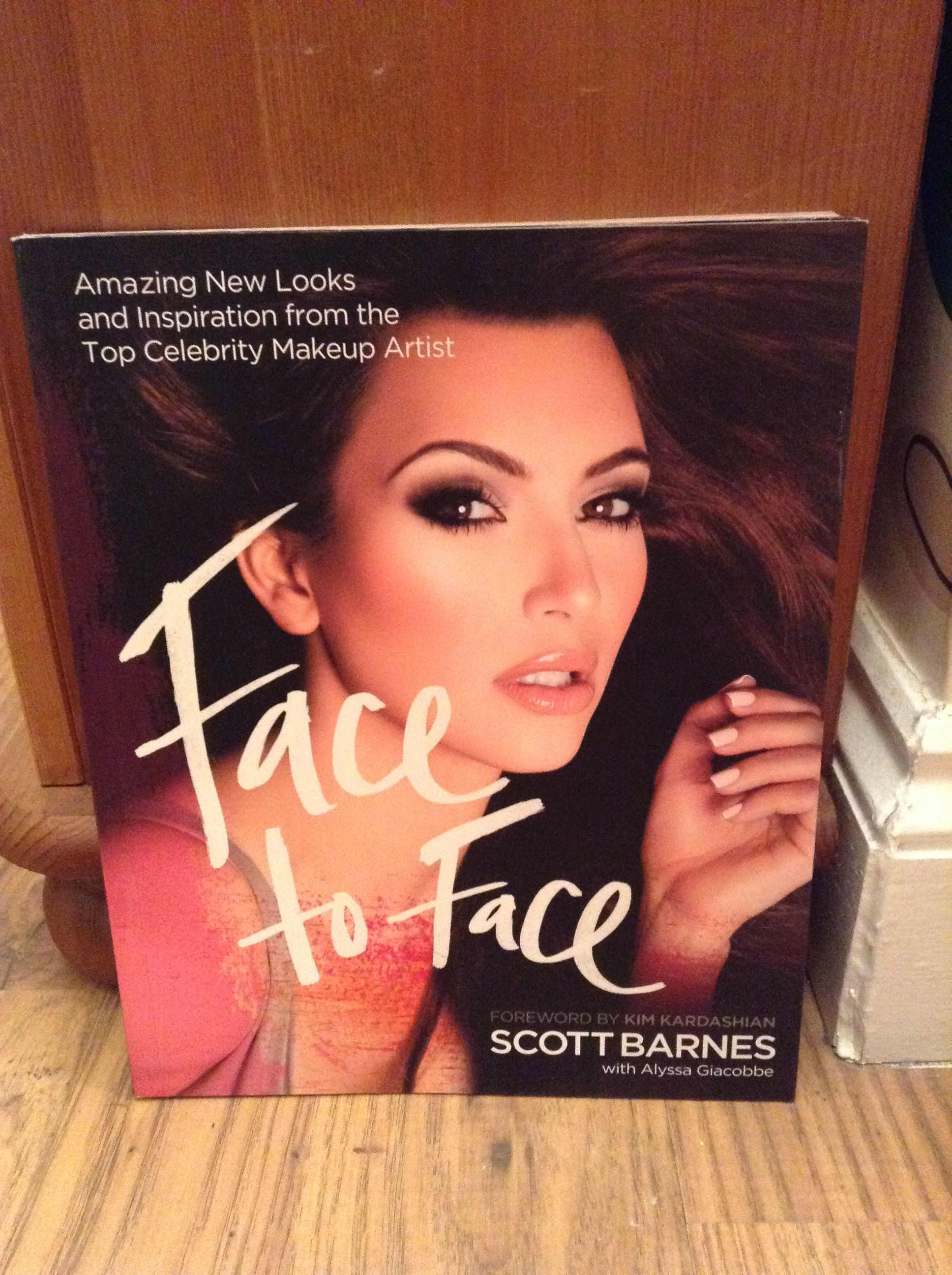 Face to Face Scott Barnes Celebrity makeup artist