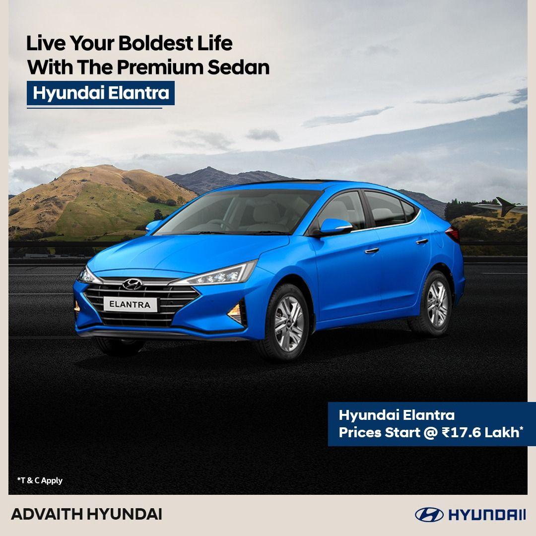 Hyundai Elantra In 2020 Sedan Hyundai Hyundai Elantra