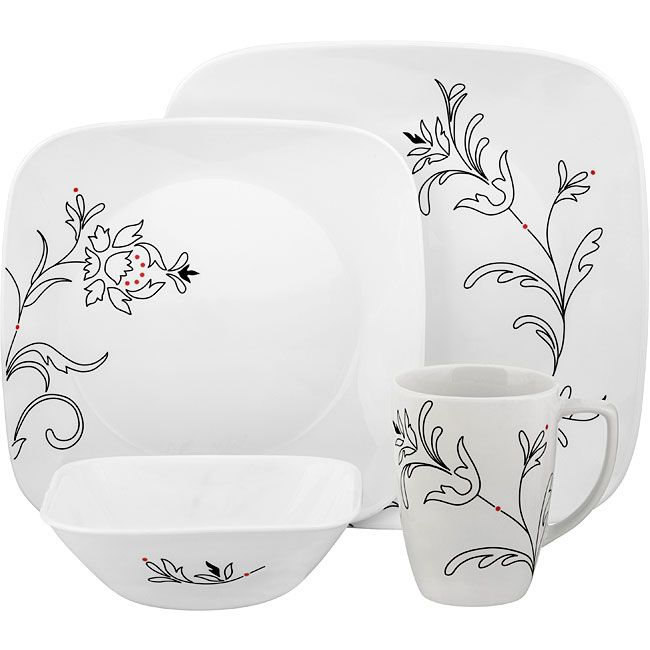 Wonderful Buy Corelle Royal Lines Square Dinner Set And More Homeware, Kitchenware  And Cookware Products At Popat Stores UK.