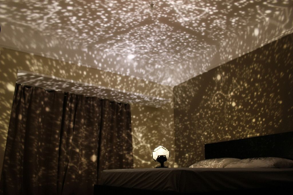 Diy romantic star projector light project ceilings and heavens diy romantic star projector aloadofball Image collections