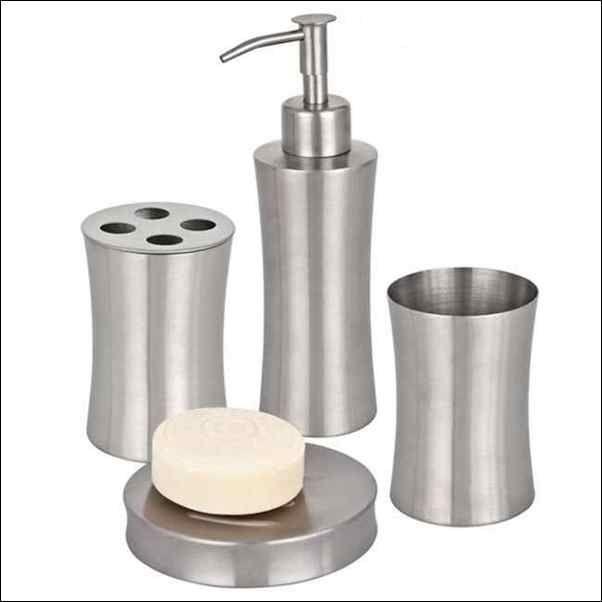 least stainless steel bathroom accessories uk will vary