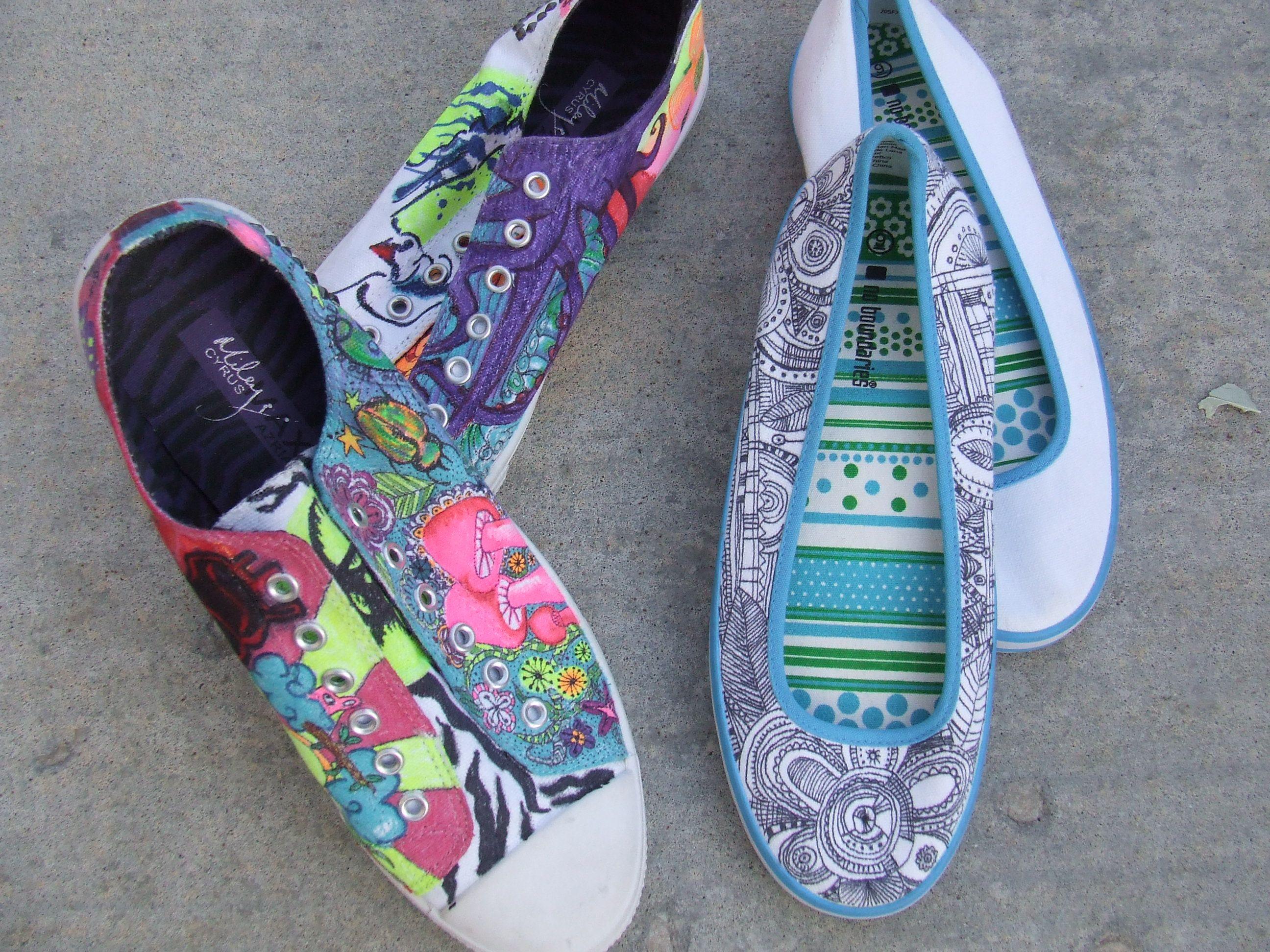 9f93af61fdb1 Doodle Sharpie Shoes · Doodle Sharpie Shoes · Sharpie Decorated Converse
