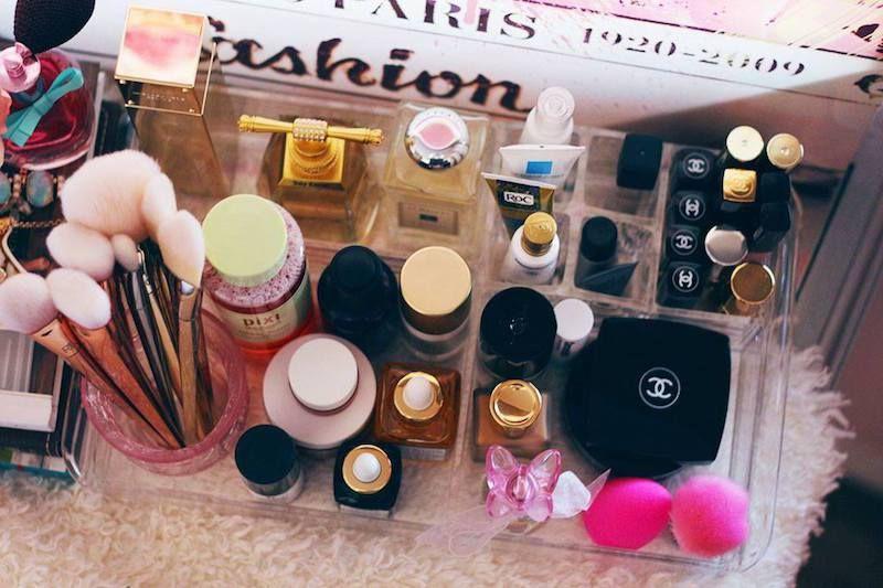 Tavolo Trucco ~ Cliomakeup come organizzare trucchi creme prodotti bellezza 5