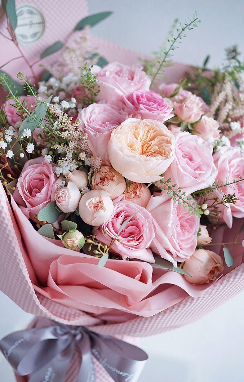 Pin By Lemongrasswedding On Full Size Fresh Flower Gift Bouquet Birthday Flowers Bouquet Flowers Bouquet Gift Pink Flower Arrangements