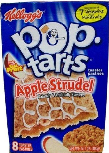 pop tarts diet plan