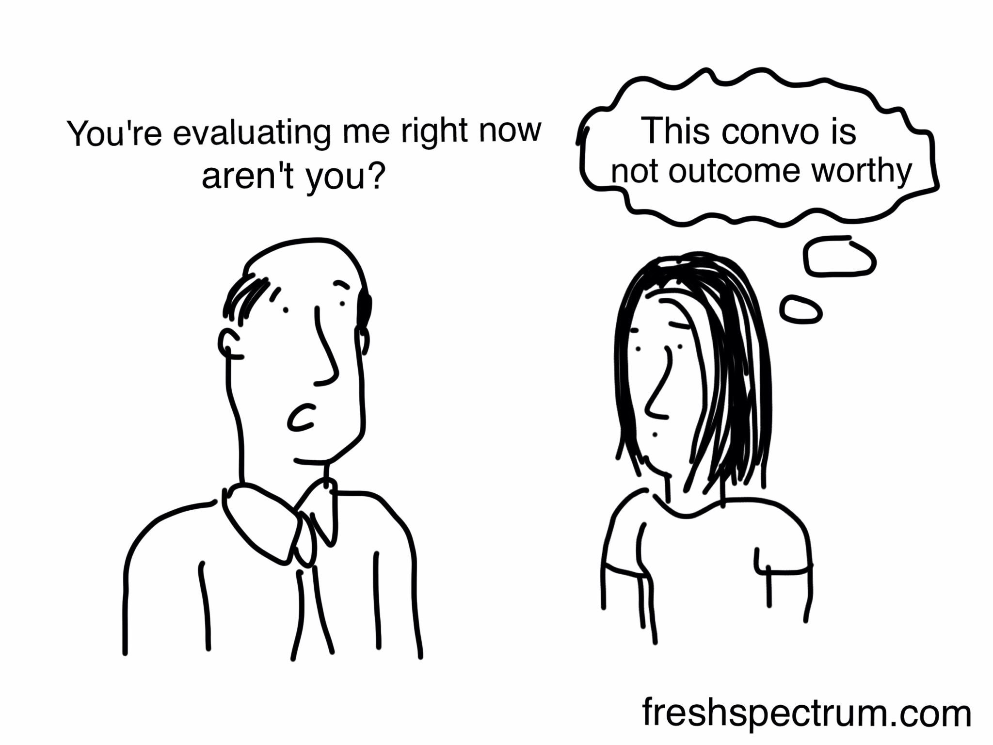 Anticipating Evaluation 2013 Evaluation Science Cartoons Data Science