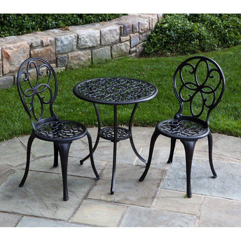 Bistro Set For Front Porch Landscape Ideas Bistro Set 400 x 300