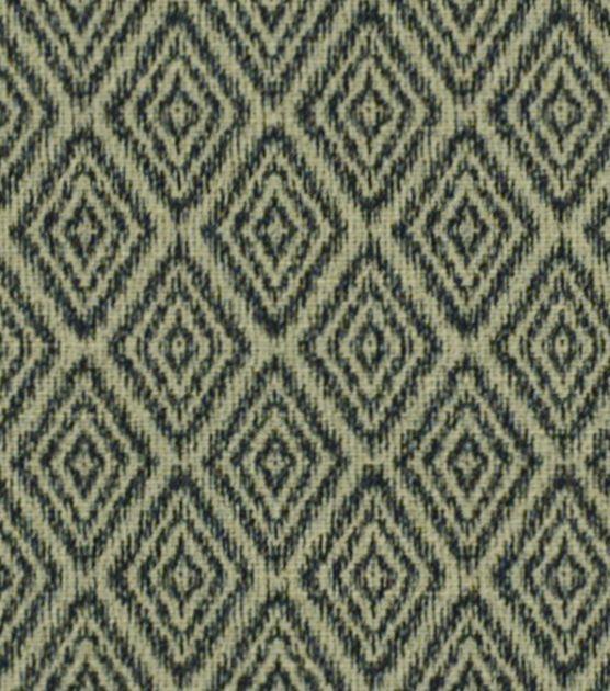 Robert Allen @ Home Uhpholstery Fabric   Ikat Diamond Charcoal   Home Decor  Fabric   Decor Fabric At