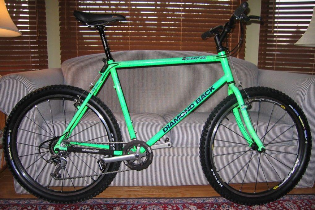 Diamond Back Ascent Ex Best Mountain Bikes Vintage Bikes Bike Gear