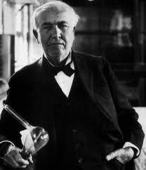 Thomas Alva Edison Que Algo No Funcione Como Tu Esperabas No Quiere Decir Que Sea Inutil Iconos Frases De Thomas Edison Gente Asombrosa Y Thomas Alva