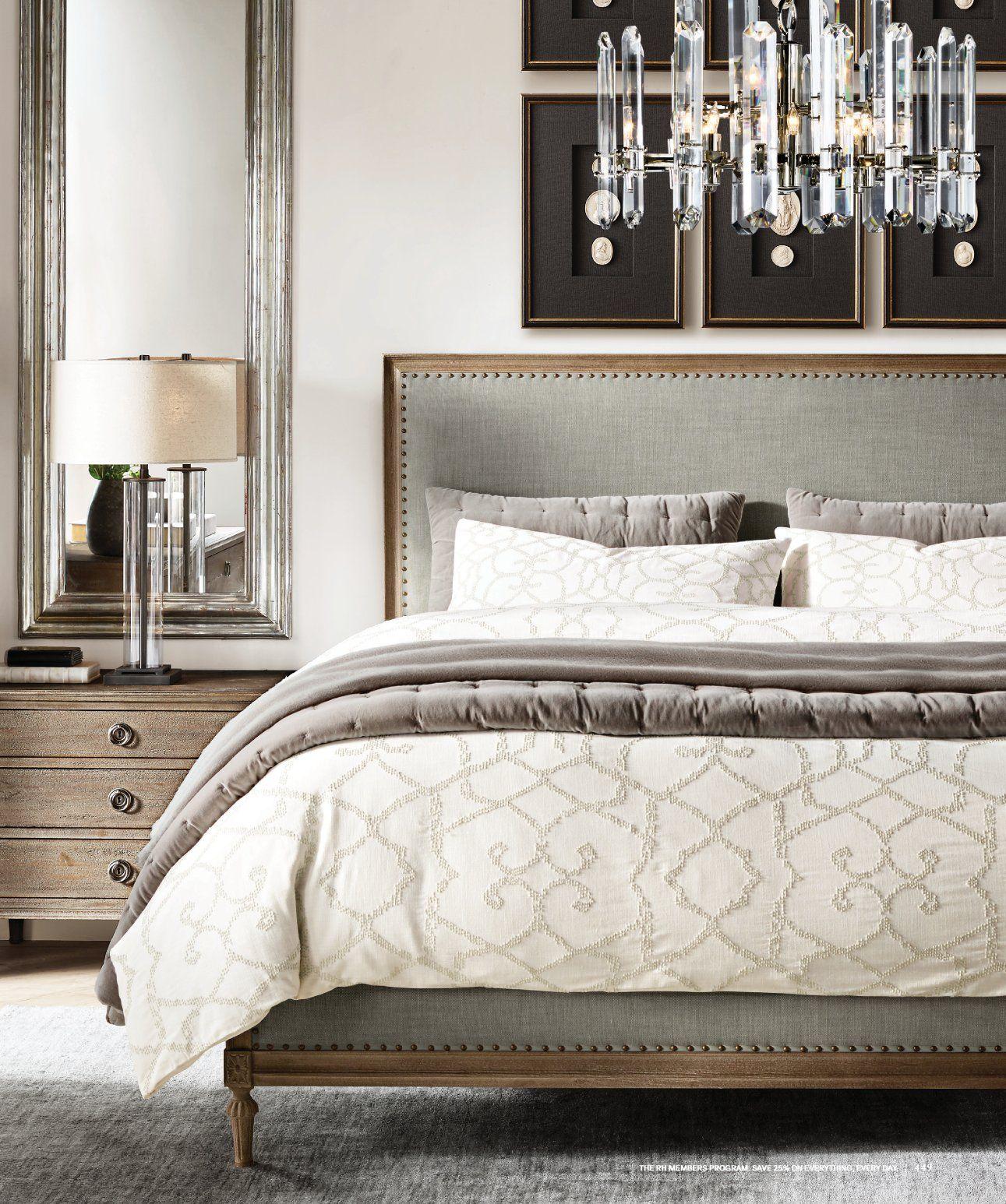Rh Source Books Luxury Bedroom Furniture Home Decor Bedroom Master Bedroom Furniture