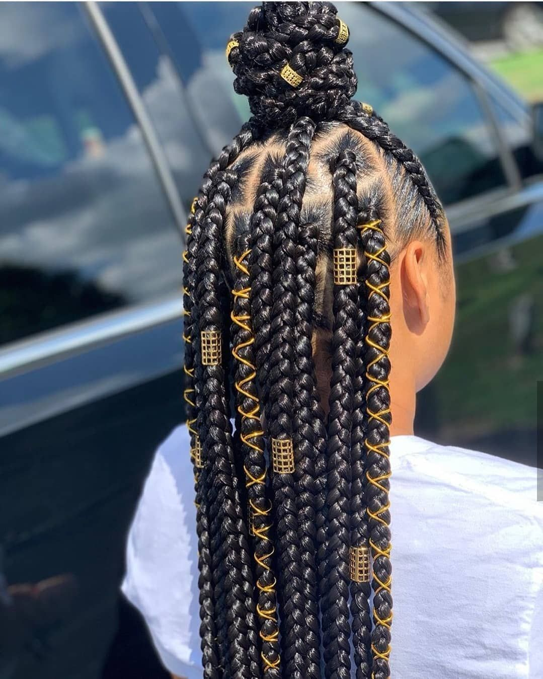 Un Ruly Was Created To Celebrate And Inspire The Versatility And Beauty Of Black Hair And Women Weave Hairstyles Braided Cornrow Hairstyles Gorgeous Braids