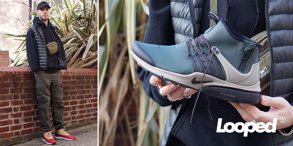 Our Looped editors caught up with @synamatix to hear about his top 5 trainer picks