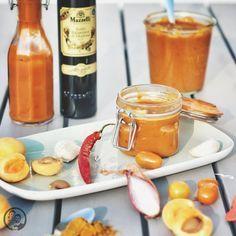 Aprikosen-Curryketchup - Die Jungs kochen und backen