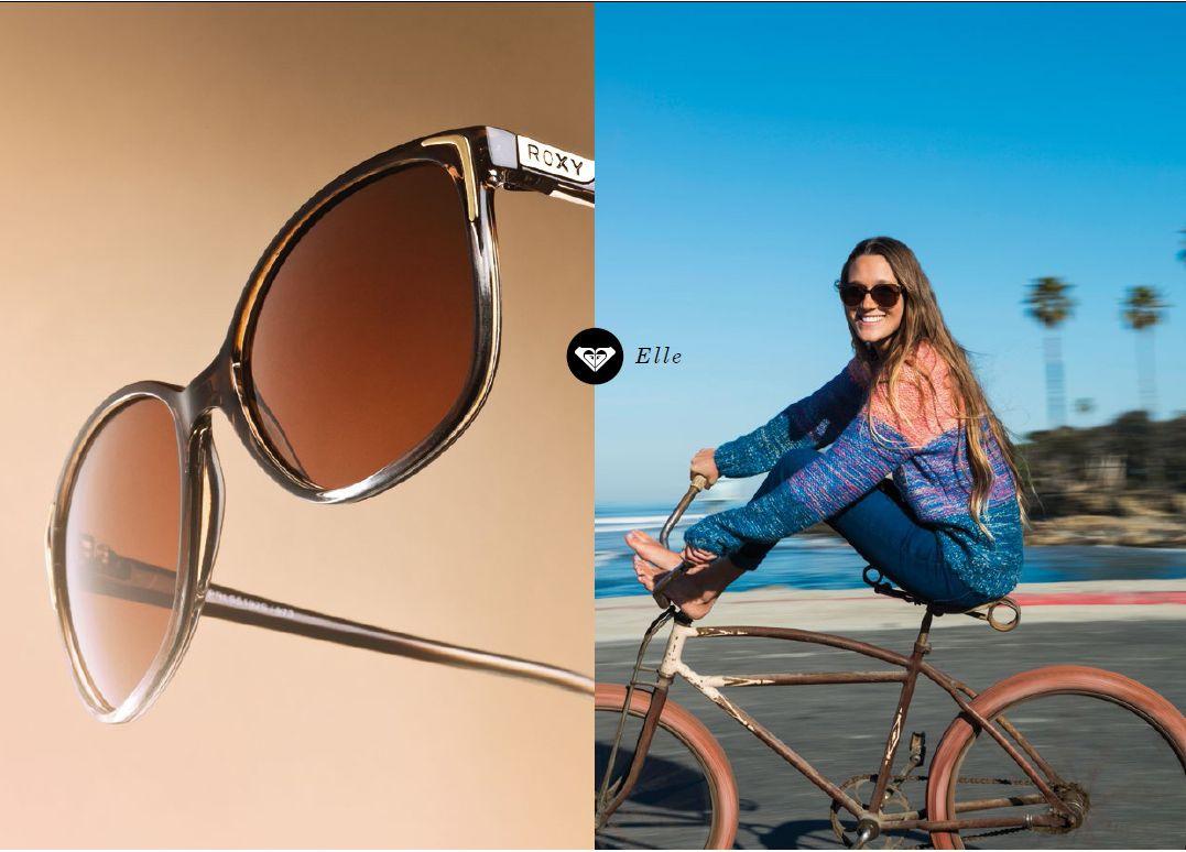 fcca4c758ad Gafa de sol Roxy elle - Roxy Elle sunglasses Envio Gratis