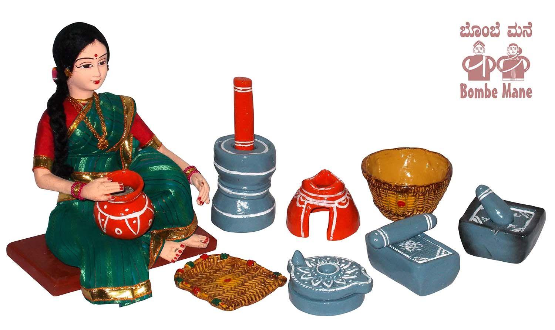 Related Image Indian Dolls Kitchen Utensils Utensils