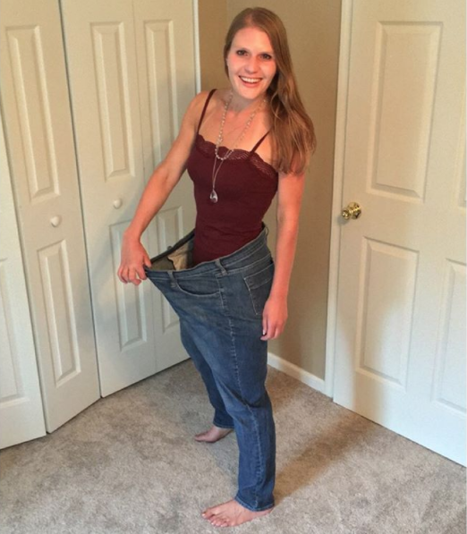 We Loved Hearing Exactly How This Blogger Lost 100 Pounds