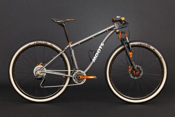 A really cool Moots XC bike!
