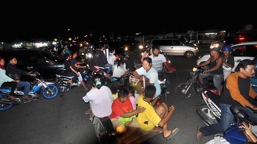 Major 8.2 magnitude quake strikes southwest of Indonesia...: Major 8.2 magnitude quake strikes southwest of… #Indonesia #Earthquake