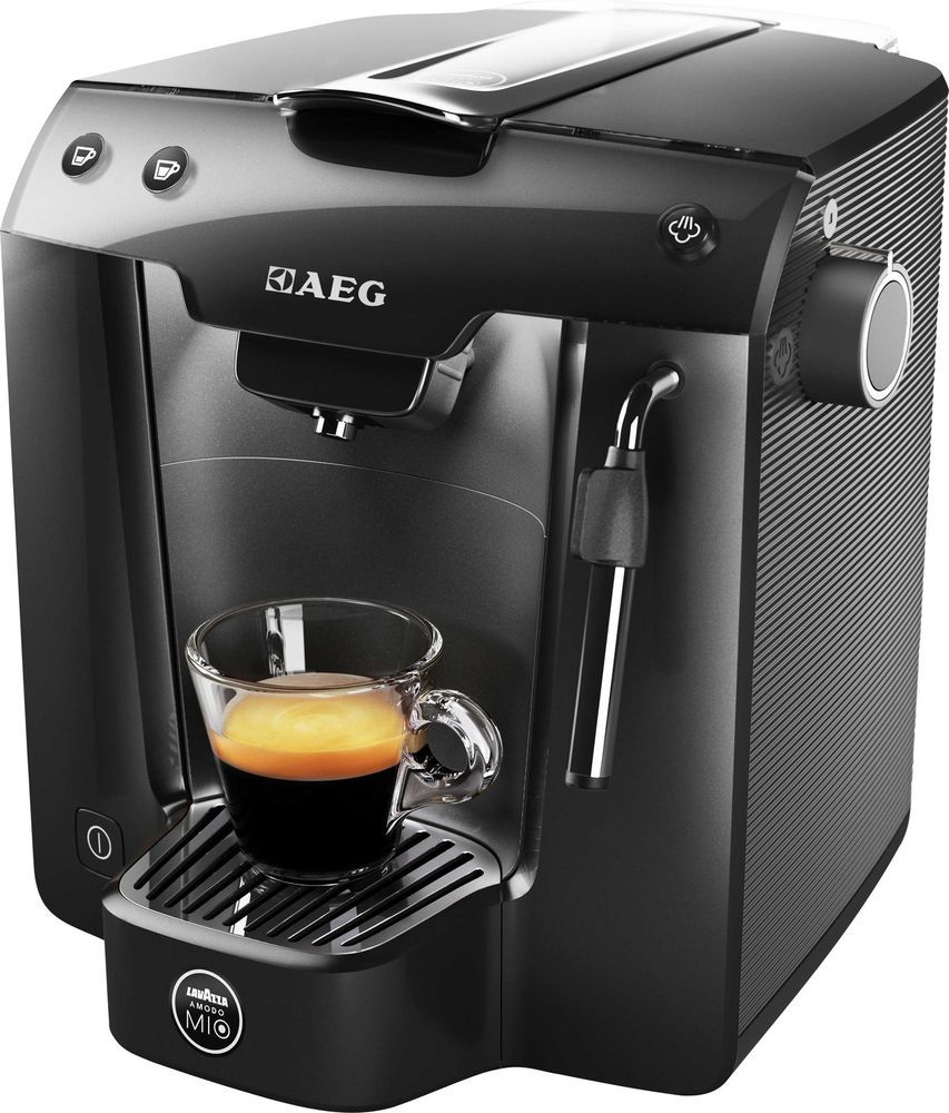 Lavazza A Modo Mio Favola Plus Coffee Machine Black