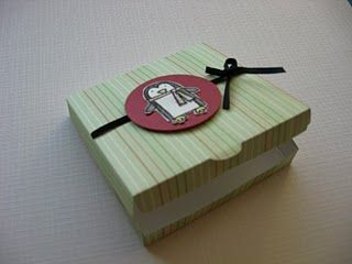 Mini Pizza Box Template Perfect For Decorated Cookie Favors