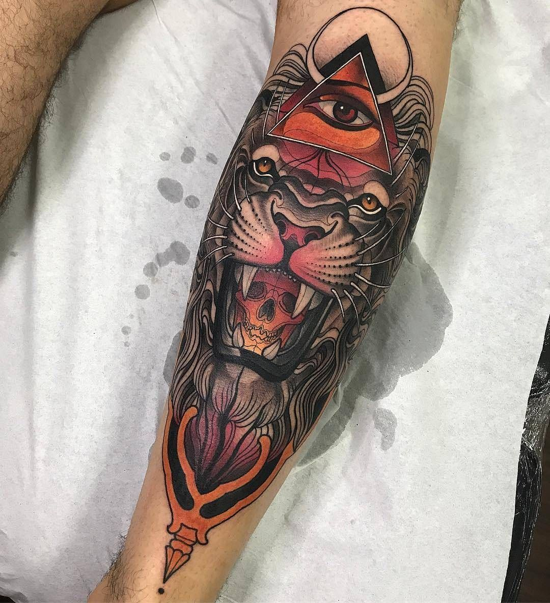 By Vazios Tattoo Studio In Vila Velha Brazil Tatto