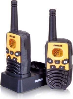 switel wtc 2700b walkie talkie mit leuchtdisplay. Black Bedroom Furniture Sets. Home Design Ideas