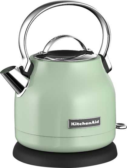 Kitchen Aid Electric Kettle Gray Subway Tile Kitchenaid Get Cozy With Color Sweepstakes Prize 5 Winners Will Receive A 1 25l Kek1222sx Approximate Retail Value Of The Is 99