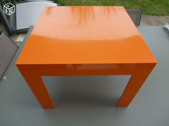 Table Basse Orange Annee 70 Ameublement Vienne Leboncoin Fr Table Basse Orange Table Basse Ameublement