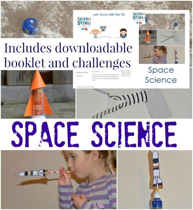 Space Science Ideas for British Science Week | Science ...