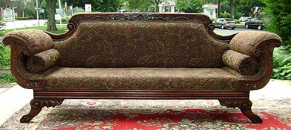 American Federal Sofa Google Search