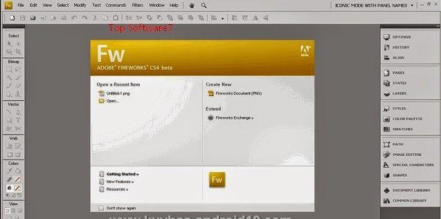 macromedia fireworks for mac free download