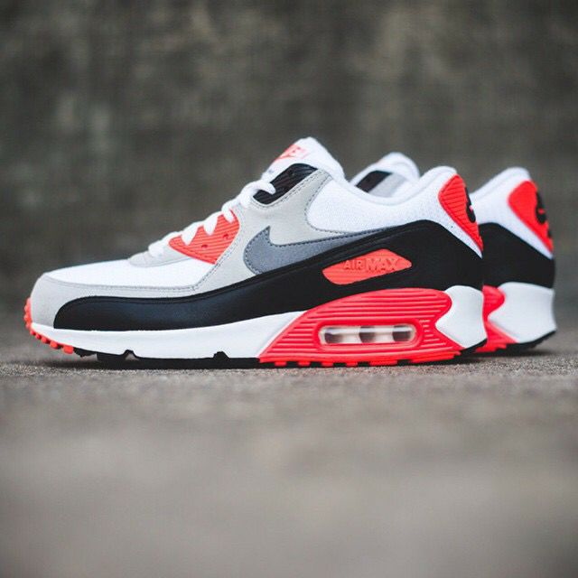reputable site 89f6f 6f20f Nike Air Max 90 OG Infrared
