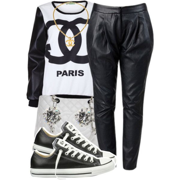Untitled #1269, created by ayline-somindless4rayray on Polyvore