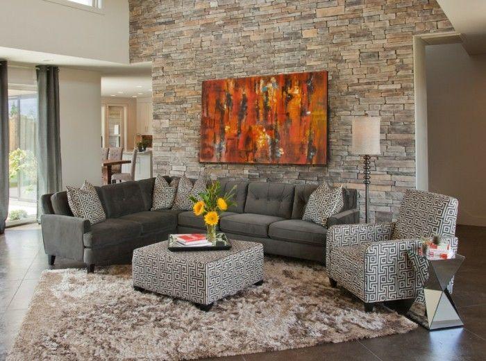 fliesen im wohnzimmer elegante bodenbel ge einrichtungsideen pinterest bodenbelag. Black Bedroom Furniture Sets. Home Design Ideas