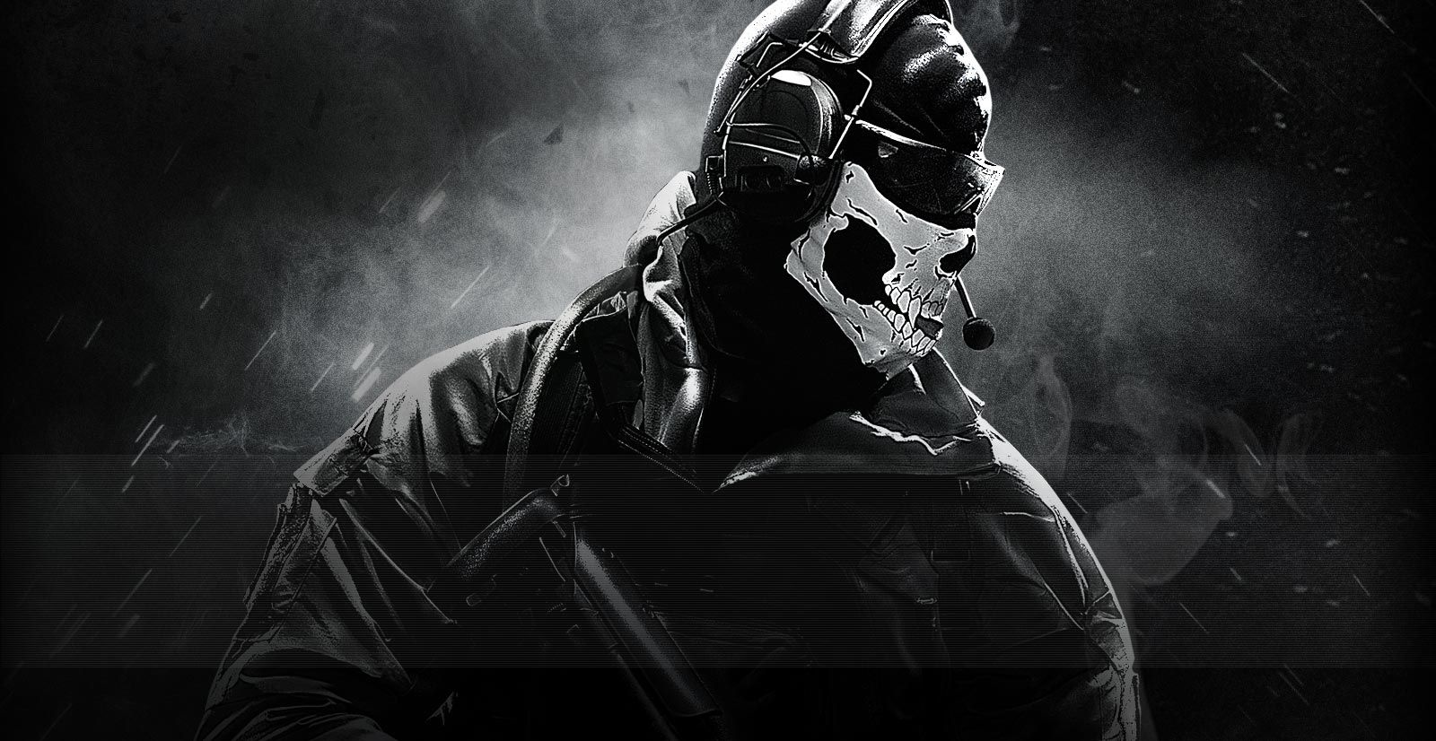 "A badass piece of ""Call Of Duty Ghosts"" art. Call of"