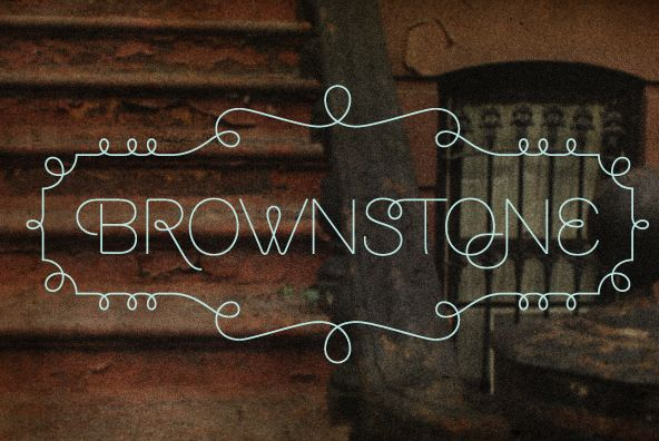 brownstone sans.
