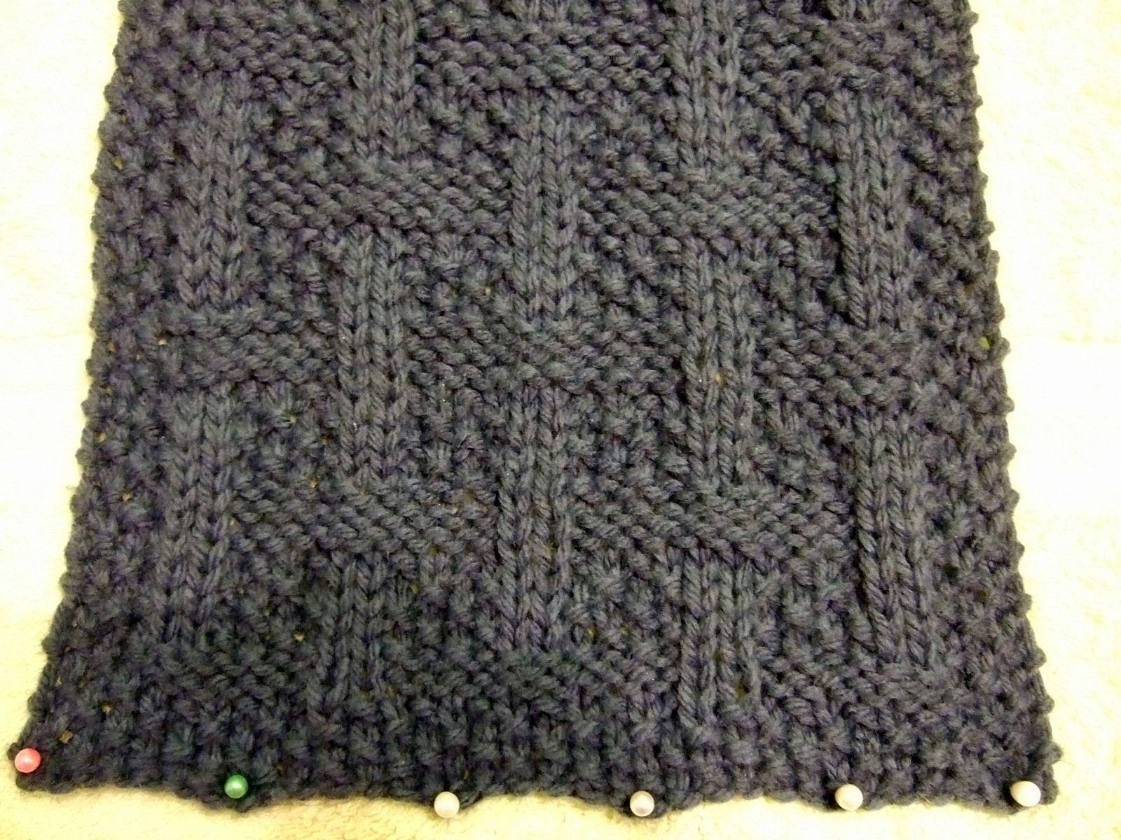 Mis labores bufanda de lana para hombre proyectos que - Lanas y punto ...