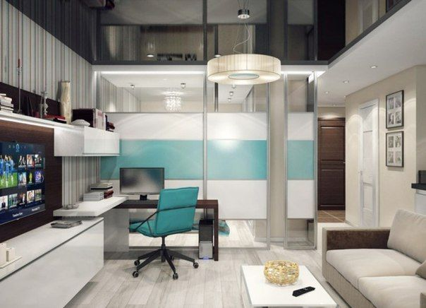 Room · Bedroom Bright Apartment U2014 Studio.