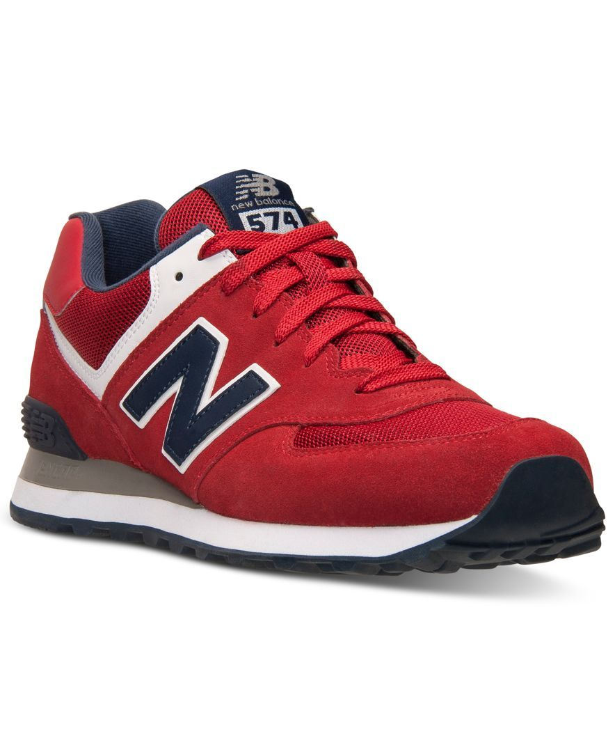 eb45b1f5f726 New Balance Men s 574 Casual Sneakers from Finish Line