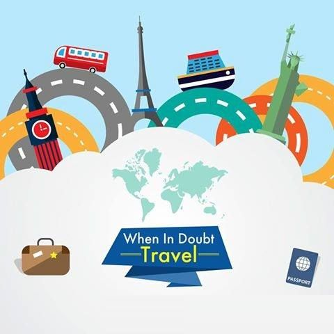 #GoodMorning #Traveller's! The world is a book and those who do not #travel read only one page. #Explore
