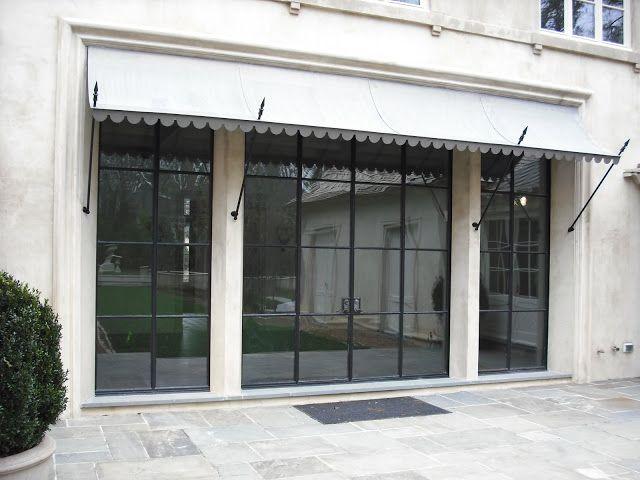 Ventanal De Fierro Visto X Fuera Steel Doors Windows Steel