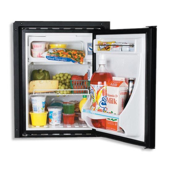 12 Volt Refrigerator 1 7 Cu For Semi Truck Refrigerator Freezer Built In Refrigerator Refrigerator