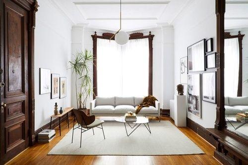 Brooklyn living room LIVING ROOM - BLOG Pinterest Living rooms