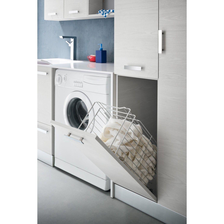 Mobile Lavatoio Lavatrice Ikea Con Mobile Per Lavatrice E