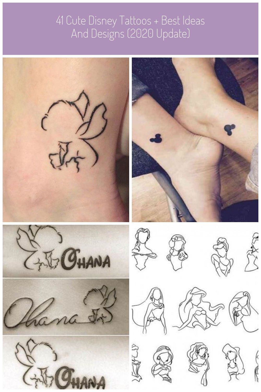 Stitch Tattoo Disney Tattoo Ideas For Girls The Best Tattoo Designs And Ideas For Women Best Tat In 2020 Disney Tattoos Cute Disney Tattoos Disney Tattoos Small